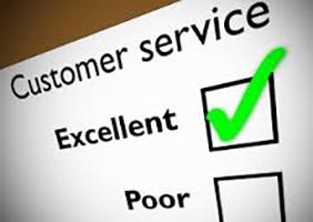 Ποιοτική εξυπηρέτηση, με σεβασμό στον πελάτη και την περιουσία του